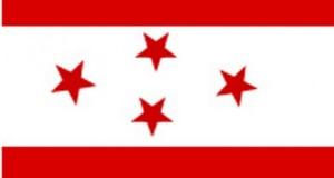 Nepali-Congress-Party-Flag-600x466